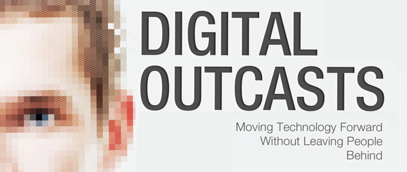Cover of the book Digital Outcasts
